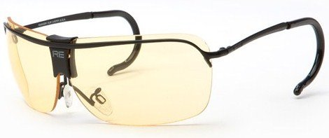 Randolph Ranger XLW Shooting/Hunting Glasses/Eyewear Bayonet or Cable Temples Frame Only (Lenses Sold Separately)
