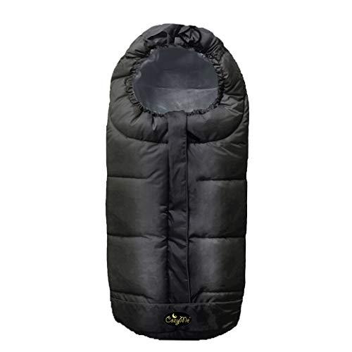 3 in 1 Multi Functional Baby Footmuff for Stroller,Waterproof Winter Comfortable Stroller Bunting Bag