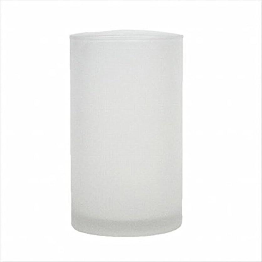 グリーンバック生じる欲望カメヤマキャンドル(kameyama candle) モルカグラスSフロスト