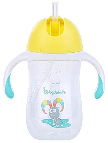 Badabulle B005004 - Vaso con pajita