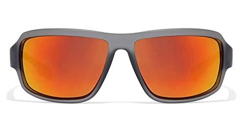 HAWKERS F18 Gafas de Sol, Polarized Ruby, Talla única Unisex Adulto