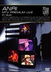 ANRI MTV Premium Live in duo [DVD]