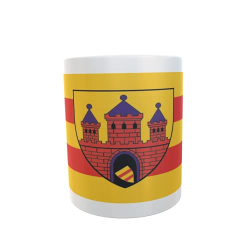 U24 Tasse Kaffeebecher Mug Cup Flagge Oldenburg Stadt