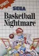 Basketball nightmare g - Master System - PAL