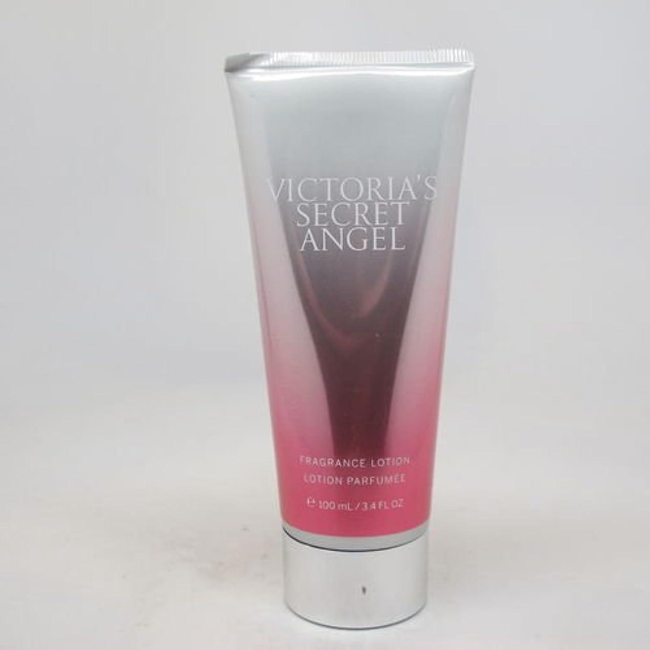 手配するマイルストーンパニックVictoria's Secret Angel (ヴィクトリアシークレット エンジェル) 3.4 oz (100ml) Body Lotion for Women