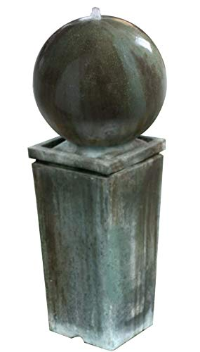 Classic Home and Garden 11006-VG Dorset Water Fountain, Verdigris