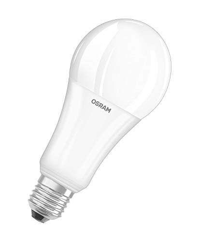 Osram Star Classic A Lámpara LED E27, 19 W, Blanco
