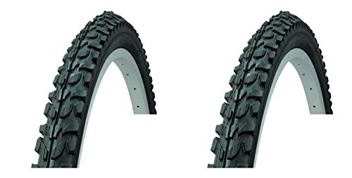 Aero Sport 2 x Cubierta para Bicicleta de montaña 24' x 1.95cm