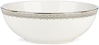 Lenox 845114 Lace Couture Place Setting Bowl