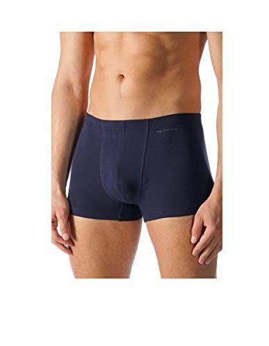 Mey Basics Serie Casual Cotton Herren Shorties Blau 5