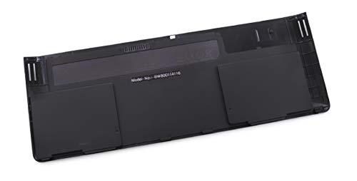 vhbw Akku kompatibel mit HP EliteBook Revolve 810 G3 (J0F67AV), 810 G3 (K7P05AV) Notebook (3800mAh, 11,1V, Li-Polymer, schwarz)
