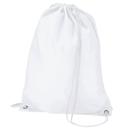 Quadra Sac de gym 7 litres (Taille unique) (Blanc)