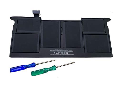 FengWings 7.3V 35Wh 4680mAh A1406 A1370 Reemplazar Batería Compatible con Apple MacBook Air 11' A1370 (2011 Version) für Apple MacBook Air 11' A1465 (Mid-2012 Mid-2013 Early-2014 Version)