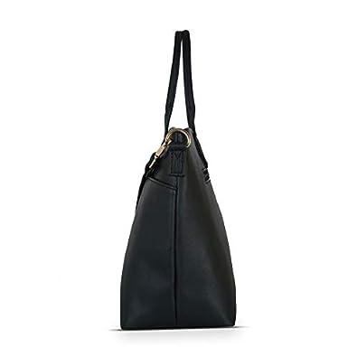 Baggit Women's Tote Handbag (Black)