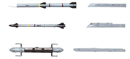Price comparison product image Hasegawa 1:72 Scale U.S Aircraft Weapon Set VIII Model Kit