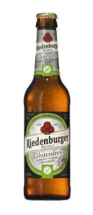 Riedenburger Hirsebier Glutenfrei 12 Flaschen x0,33l
