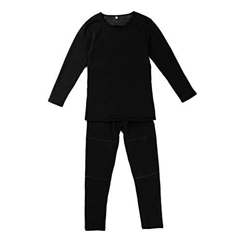 Neckip Heizung Unterwäsche, Männer Und Frauen Isolierte Heizung Unterwäsche Einstellbare Ladeheizung Kohlefaser Hosen