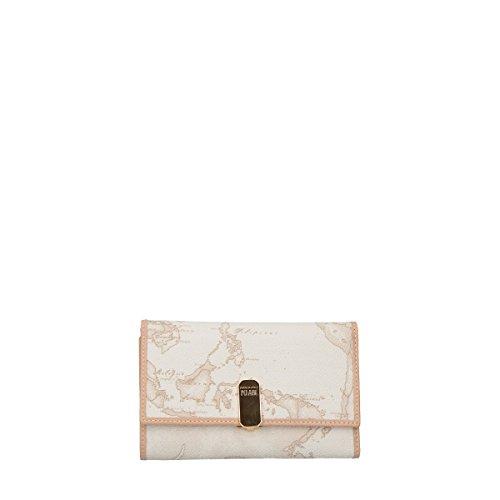 Alviero Martini wallet woman Geo White