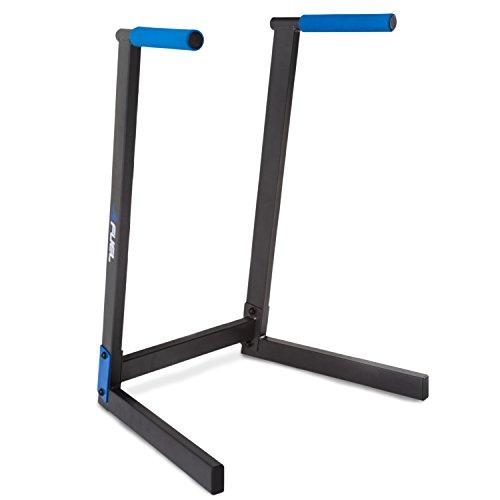 Product Image 6: Fuel Pureformance Bodyweight Training Dip Station Black/Blue