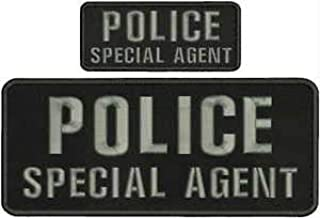 Best special agent patch Reviews