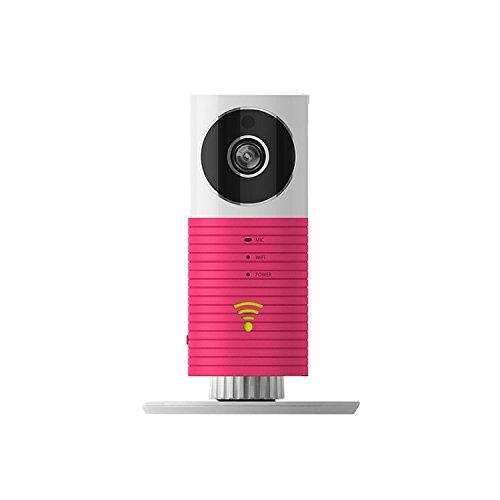 Thinp Babyfon, Überwachungs-Kamera mit Fernbedienung und WiFi, Überwachung für Babys, Sicherheit, mit Nachtsicht, Lautsprecher und Mikrofon, kompatibel mit Smartphones, Handys, Tablets mit IOS und Android