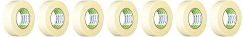 『日東 マスキングテープ No.720 18mm×18m 1本7巻入り NO72018 [養生テープ]』の2枚目の画像