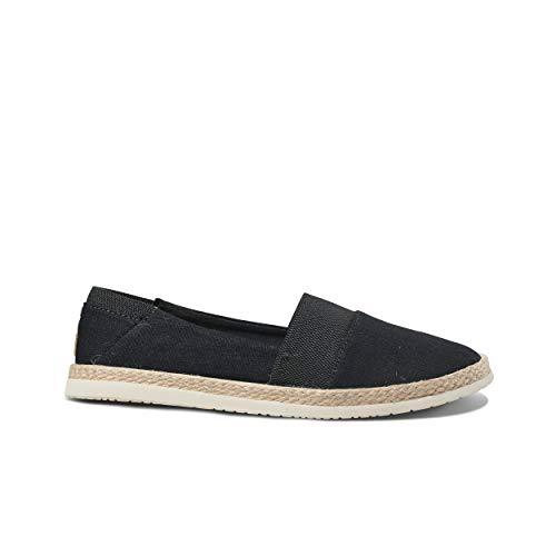Reef Damen Rose ES Slip On Sneaker, Schwarz (Black Bla), 40 EU