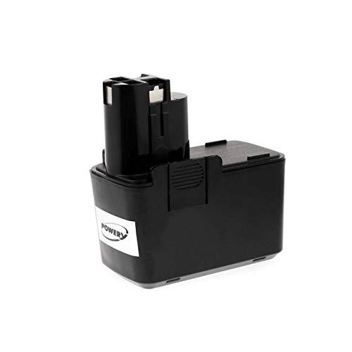 Powery Batería para Bosch Taladro PSR 9.6VES-2 NiMH