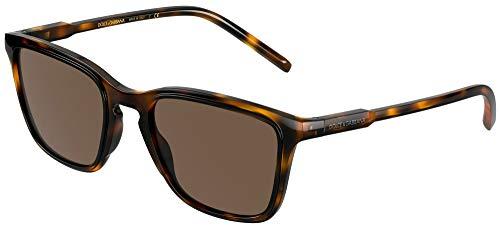 Gafas de Sol Dolce & Gabbana LESS IS CHIC DG 6145 Havana/Brown 54/21/145 hombre