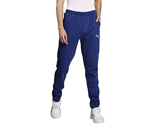 PUMHB|#Puma Evostripe Pants, Pantaloni Tuta Uomo, Elektro Blue, S