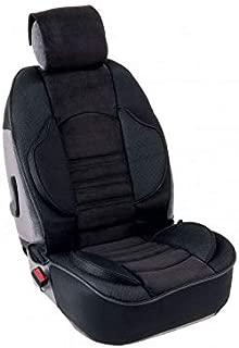 Funda de asiento delantero grande confort para Town Car III (1998/09 – 2011/12), 1 pieza, color negro