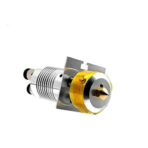 3-IN-1-OUT Hotend Buse 0.4mm 3D Imprimante Pièces Extrudeuse Diamètre D'entrée D'alimentation 1.75 Filament Avec Réchauffeur Tube NTC Capteur Extrémité Chaude M3 Z8X