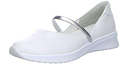 Högl Damen SUNNY Slipper, Weiß (Weiss 020, 39 EU