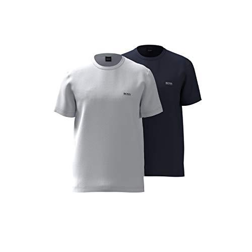 BOSS - Camiseta para Hombre, pack de 2 unidades