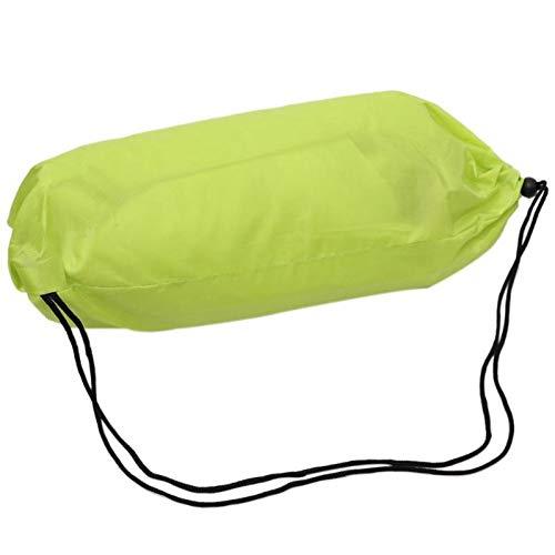 YLIKD Tapis de Camping Sofa d'airbag de Tissu de Forme 210D d'Oxford Paresseux lit d'air Gonflable de Sofa de Salon de Camping Pliable lit Rapide de Sommeil