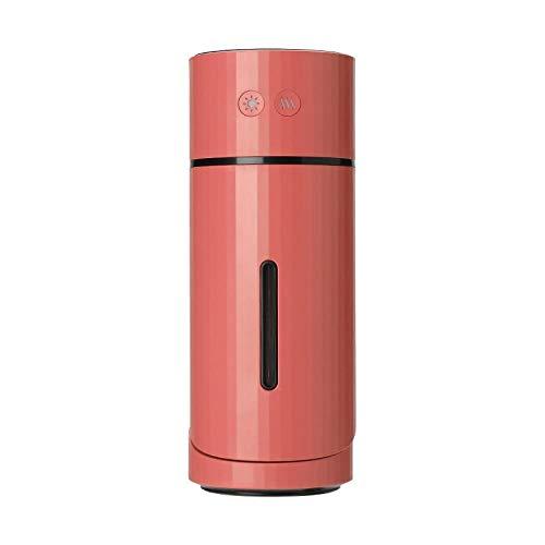 ZJW Nuevo humidificador transfronterizo Jane Le USB Home humidificador de batería pequeña Mini humidificación de Aire portátil Coche. USB Red.
