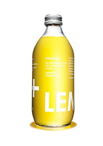 12 Flaschen LemonAid Maracuja Bio 330 ml inc. 1,80€ MEHRWEG Pfand