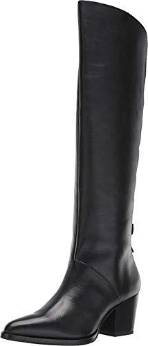 Franco Sarto Caylen Black Leather Boots-7
