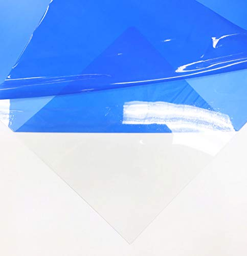 """PETG Clear Plastic Sheet 48 Inches X 96 Inches- 30mil / 0.030"""" Thickness- Clear 1 Sheet by Superior Graphic Supplies"""