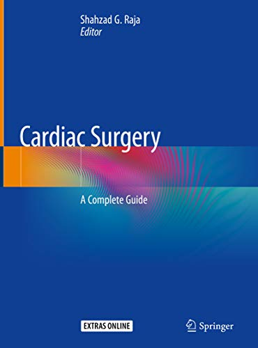 Cardiac Surgery: A Complete Guide (English Edition)
