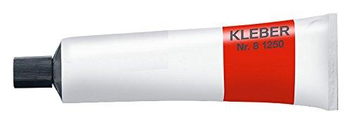INEFA Kleber Dachrinne 100g-Tube 1 Stück - Regenrinne, Rinne, Gartenhaus, Fallrohr, Zubehör, Regenrinnen, Ablauf, Simpel, Reinigung, Laubschutz, Abdichten, Verbindungsstück