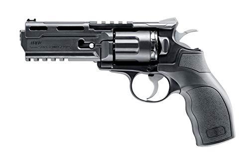 Elite Force Airsoft-H8R Gen2 Co2 Revolver -Capacidad del Cargador: 10 Bolas -Semi-Automatic-Power 0.5 Joules