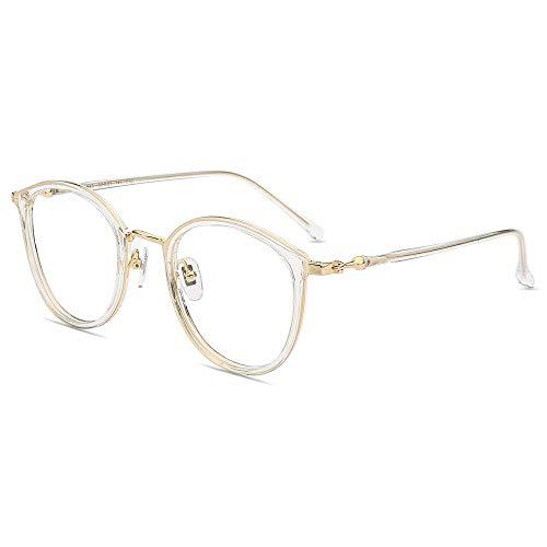 Firmoo Gafas con Filtro de luz Azul bloqueo de luz azul,Gafas con Filtro Anti Luz Azul para Ordenador,Anti-reflejantes para Hombre y Mujer S945