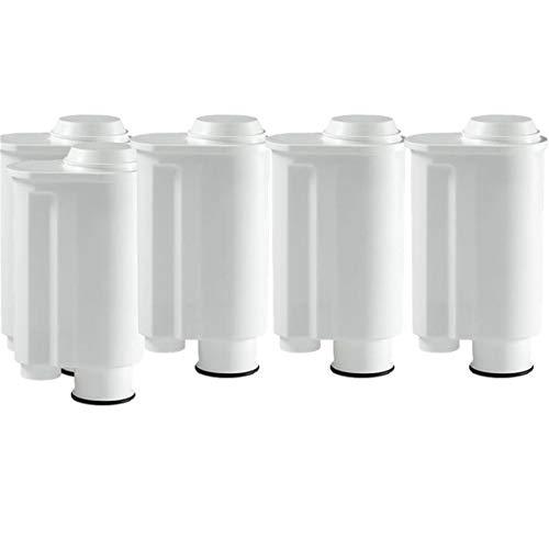 5 wkładów do filtrów wody pasujących do ekspresów do kawy Saeco Phillips Intenza, Lavazza Gaggia, Espresso A Modo Mio i w pełni automatycznych ekspresów do kawy Saeco CA6702/00
