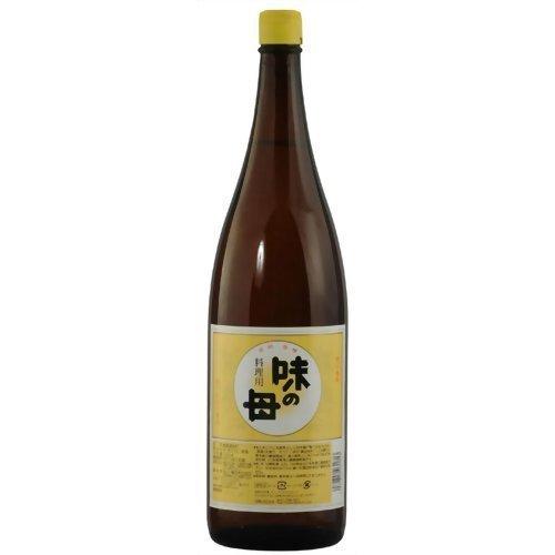 味の母 1.8L 一本で二役(みりん+料理酒) 6本セット