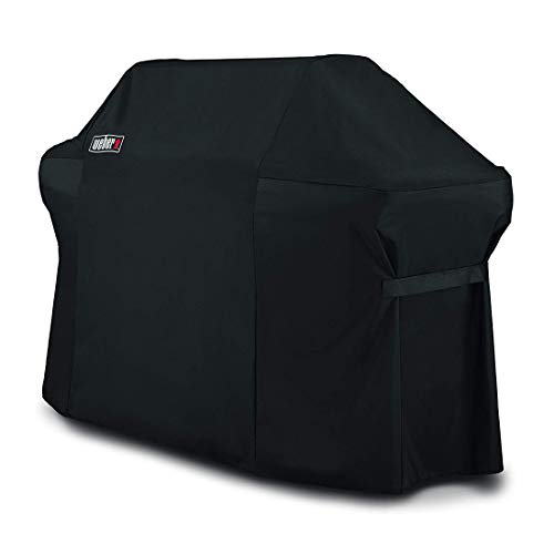 Grill Cover 7109 with Storage Bag for Weber Summit 600-Series Gas Grills (74.8 x 26.8 x 47 inches) Covers Grill