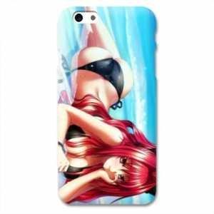 Coque pour iphone 6 Plus / 6s Plus Manga - Divers - Plage B