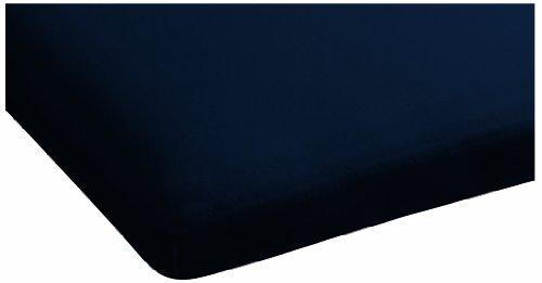Beddinghouse Jersey Topper hoeslaken / 160 * 200/210 cm/Navy