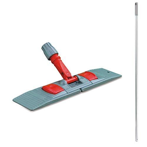 maxxi4you 1 x Klapphalter mit Stiel für Wischmopp Bodenreinigung Mopp 60 cm