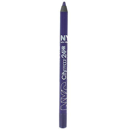 NYC Waterproof Eyeliner Pencil - Smokey Plum by NYC